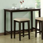 unique narrow counter height table for kitchen home sweet home