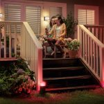 unique porch lighting ideas meethue philips hue