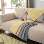 us 1364 45 offsummer spring wave quilted sofa slipcovers cotton sectional sofa cover for living room fundas de sofa couch covers cama sp5105sofa
