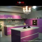 us 19990 purple lacquer kitchen cabinet in kitchen cabinets from home improvement on aliexpress