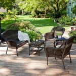 us 4990 outdoor patio furniture resin wicker conversation set in garden sofas from furniture on aliexpress
