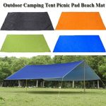 us 86 40 offwaterproof sun shelter sunshade protection outdoor canopy garden patio pool shade sail awning camping picnic tent in shade sails