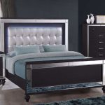 valentino black king bed set