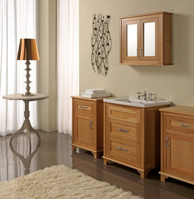 vanity units both wall hung freestanding with draws cupboards