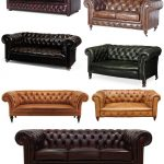 various chesterfield sofa designs and colors leather