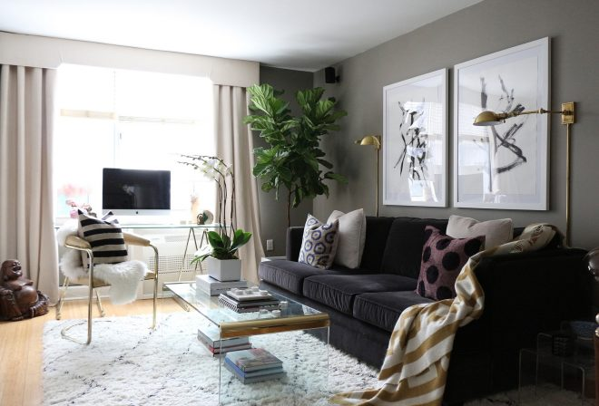 victoria solomons new york city apartment tour the everygirl