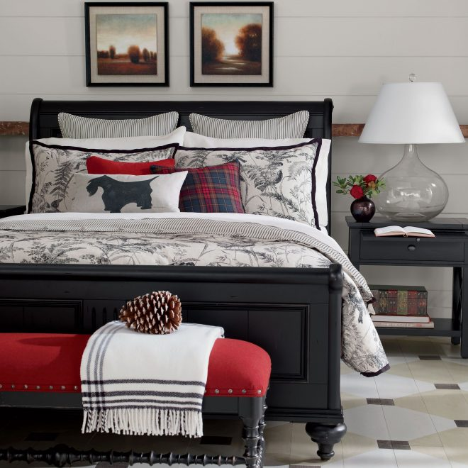 vintage country bedroom black and white bedroom ethan allen