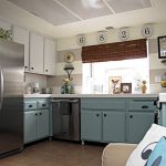 vintage kitchen decorating ideas large decorative clear