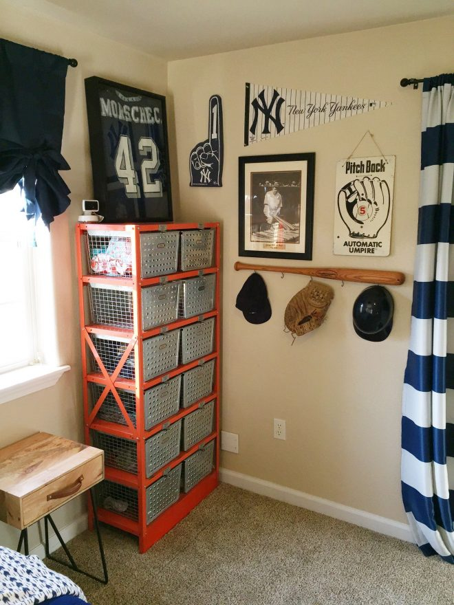 vintage sports themed bedroom ladys little loves in 2019