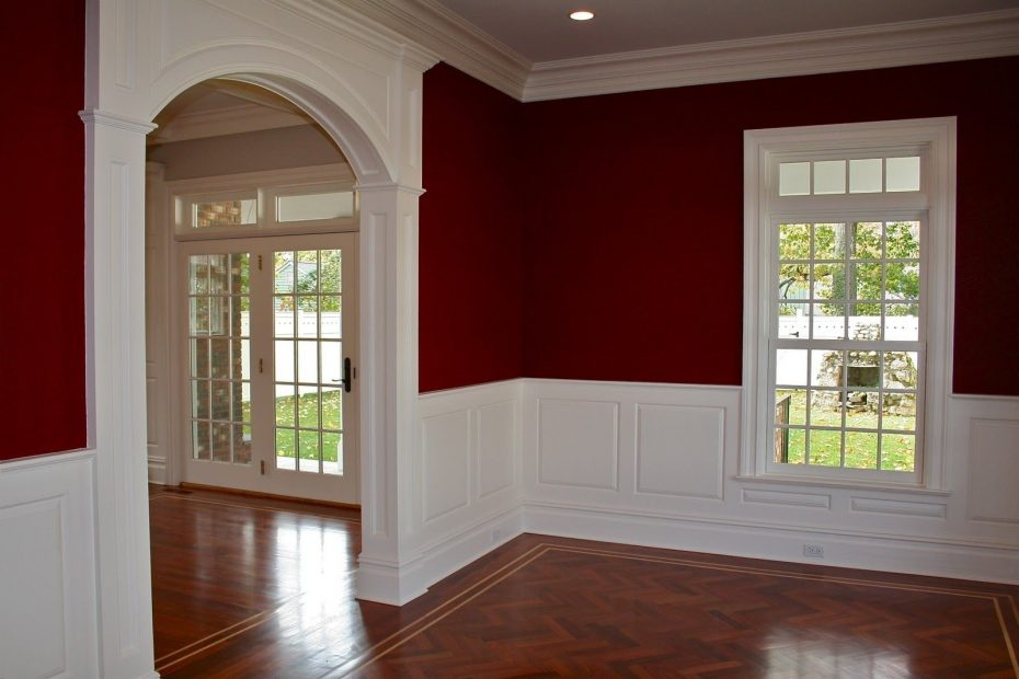 visit the post for more red paint colors dining room