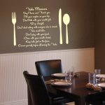 wall art small dining room fabulous decorating ideas home