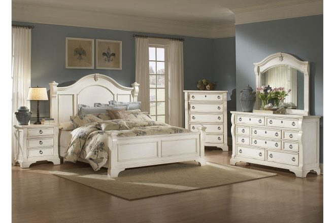wall colors to match antique white bedroom furniture designinyou