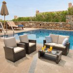 walsunny quality outdoor livingoutdoor patio furniture sets