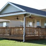 want to add a covered back porch to our house next year