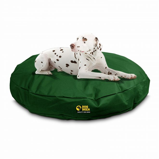 waterproof memory foam crumb round dog bed various sizes colours