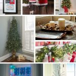 ways decorate small spaces christmas improvements freshsdg
