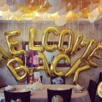 welcome home decoration ideas welcome back party decoration