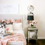 welcoming fall home tour 2017 glam fall bedroom master bedroom