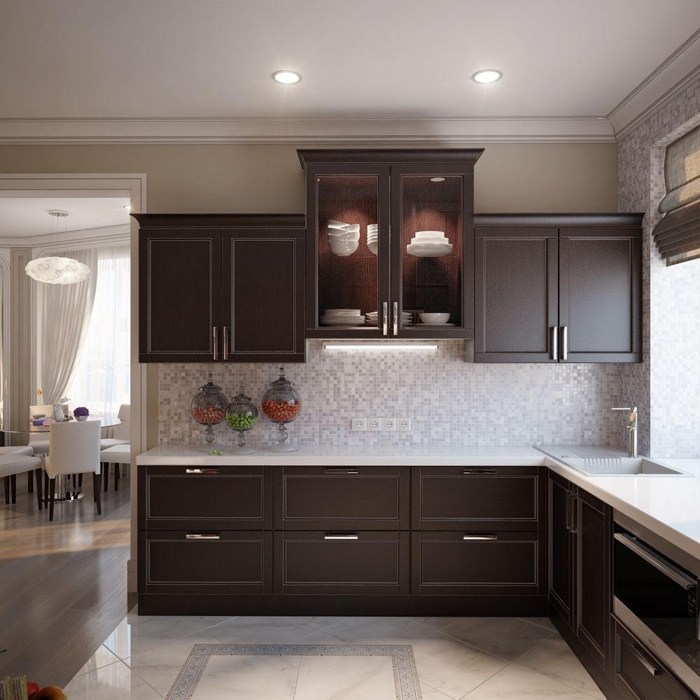 what is an l shaped kitchen layout freshome