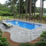 what is the best small pool design for a small yard