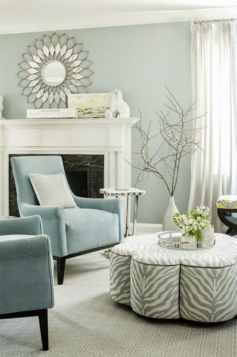 whats hot on pinterest living room paint color ideas
