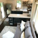 whats in our new tiny house kitchen tiny house living