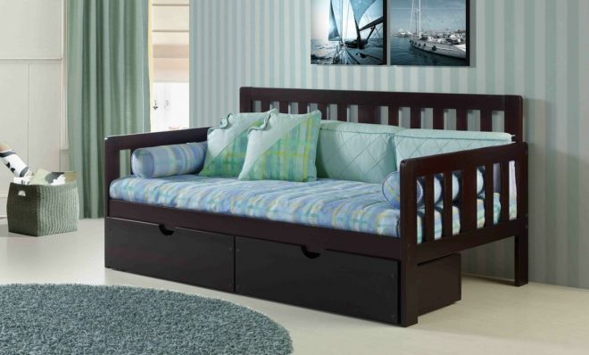 whats the difference between a daybed a futon siesta