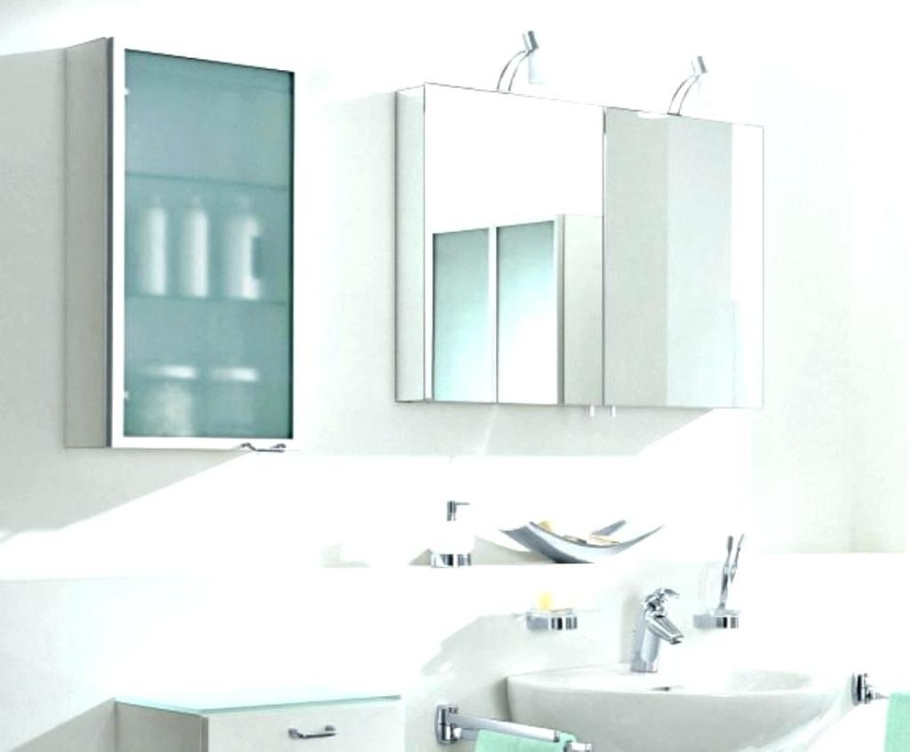 white interior color with superb white modern cabinet above sink and
