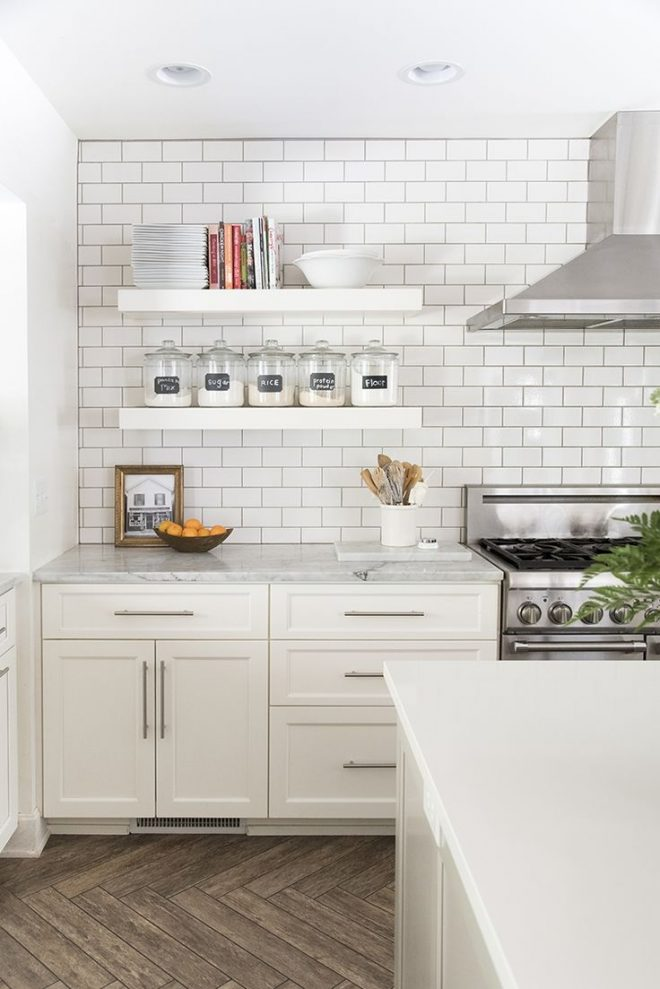 white kitchen shelves designs floating island staggering photos