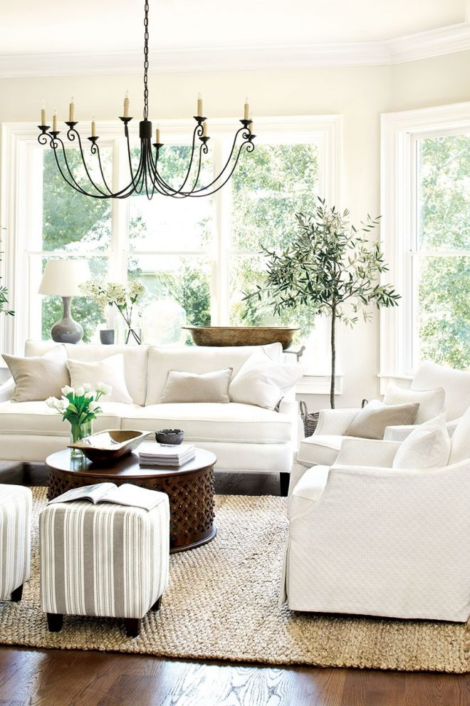 white neutral couch in a room inspiration the inspired room
