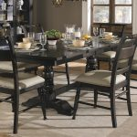 whitney 7 piece trestle dining room table set liberty furniture at royal furniture