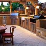 why outdoor kitchens are so popular best in american living