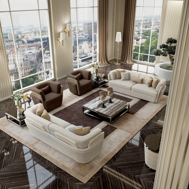 why parisian living rooms are the most luxurious luxury
