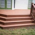 wide deck steps design deck with wide stairs st louis and st