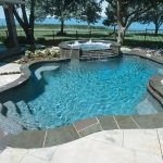 wide pool coping pools for home