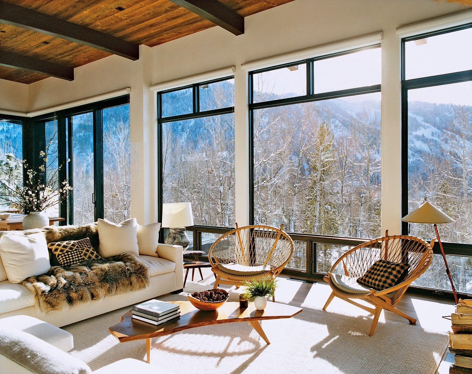 winter home living rooms this or that archive aspen house