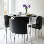 wonderful small contemporary dining room sets likable modern