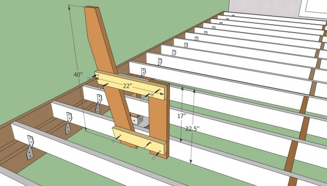 wood bench angles resolution image home design ideas deck