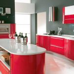 wowmodern kitchen color schemes popular kitchen paint and cabinet