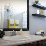 yellow and grey bathroom large and beautiful photos photo