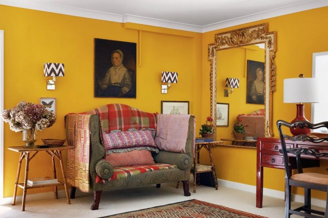 yellow paint ideas yellow living rooms bedrooms interiors